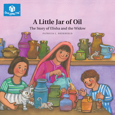 A Little Jar of Oil