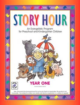 Story Hour Year One Program Guide (Download)