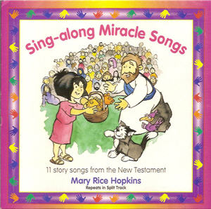 Sing-along Miracle Songs CD