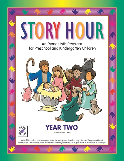 Story Hour Year Two Program Guide (Download)