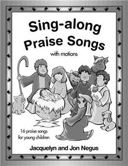 Sing-along Praise Songs Songbook