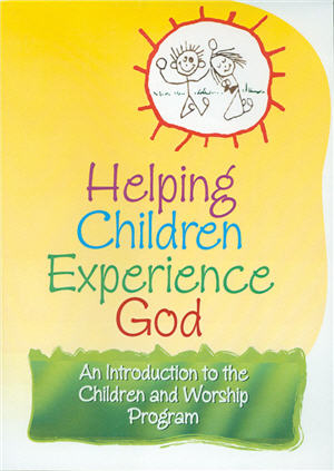 Helping Children Experience God DVD