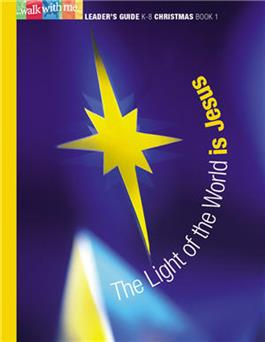 The Light of the World is Jesus (Christmas Book 1)