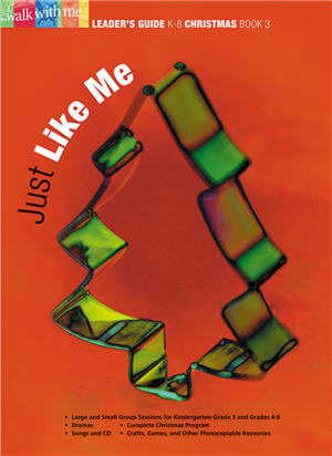 Just Like Me (Christmas Book 3)