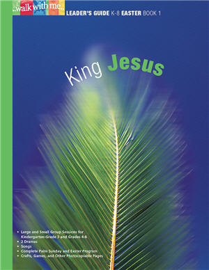 King Jesus (Easter Book 1)