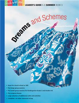 Dreams and Schemes (Summer Book 3)