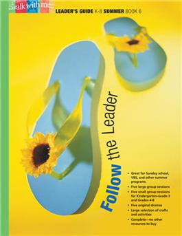 Follow the Leader (Summer Book 6)