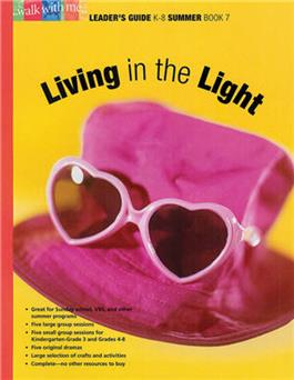 Living in the Light (Summer Book 7)