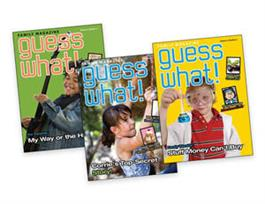 Kid Connection Y3 Q2 Family/Student Magazine (set of 3)