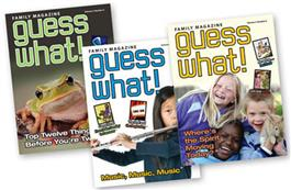 Kid Connection Y4 Q2 Family/Student Magazine (set of 3)