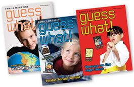Kid Connection Y4 Q3 Family/Student Magazine (set of 3)