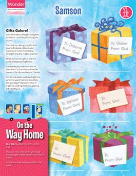 DWELL Year 2 2-3/Wonder Unit 6 Children's Resources