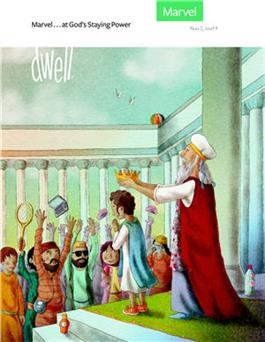 DWELL Year 2 4-5/Marvel Unit 4 Leader's Guide [Marvel at God's Staying Power]