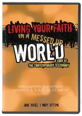 Living Your Faith in a Messed Up World DVD