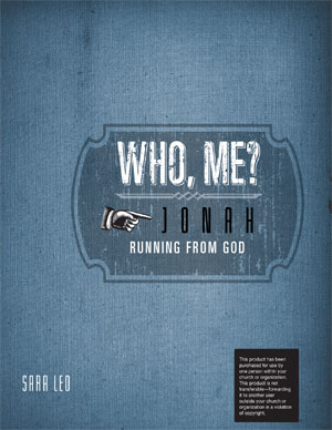 Jonah: Running from God (Download)