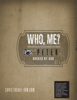 Peter: Rocked by God (Download)