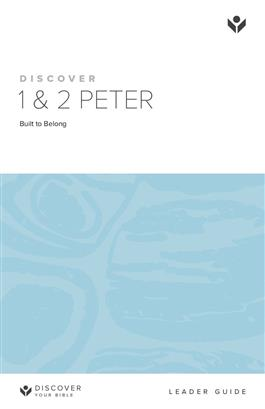 Discover 1&2 Peter Leader Guide