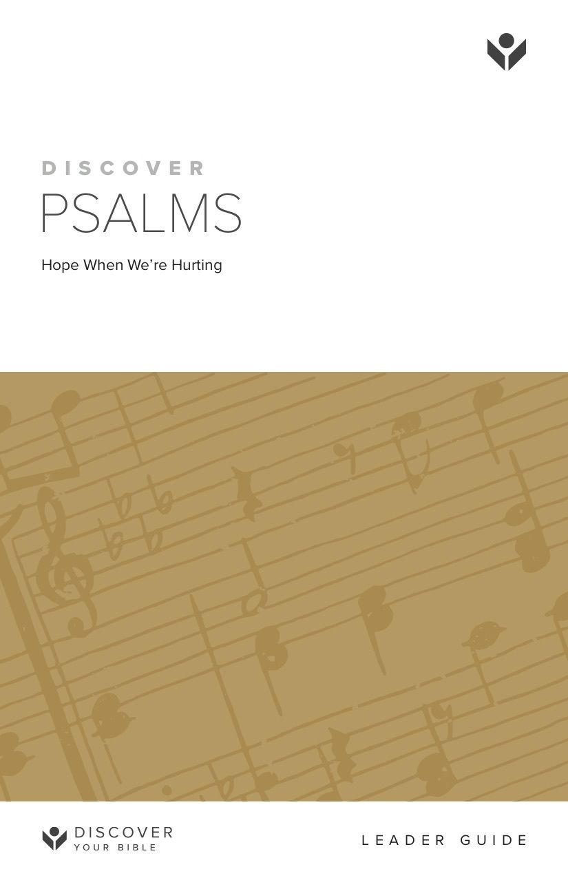 Discover Psalms Leader Guide