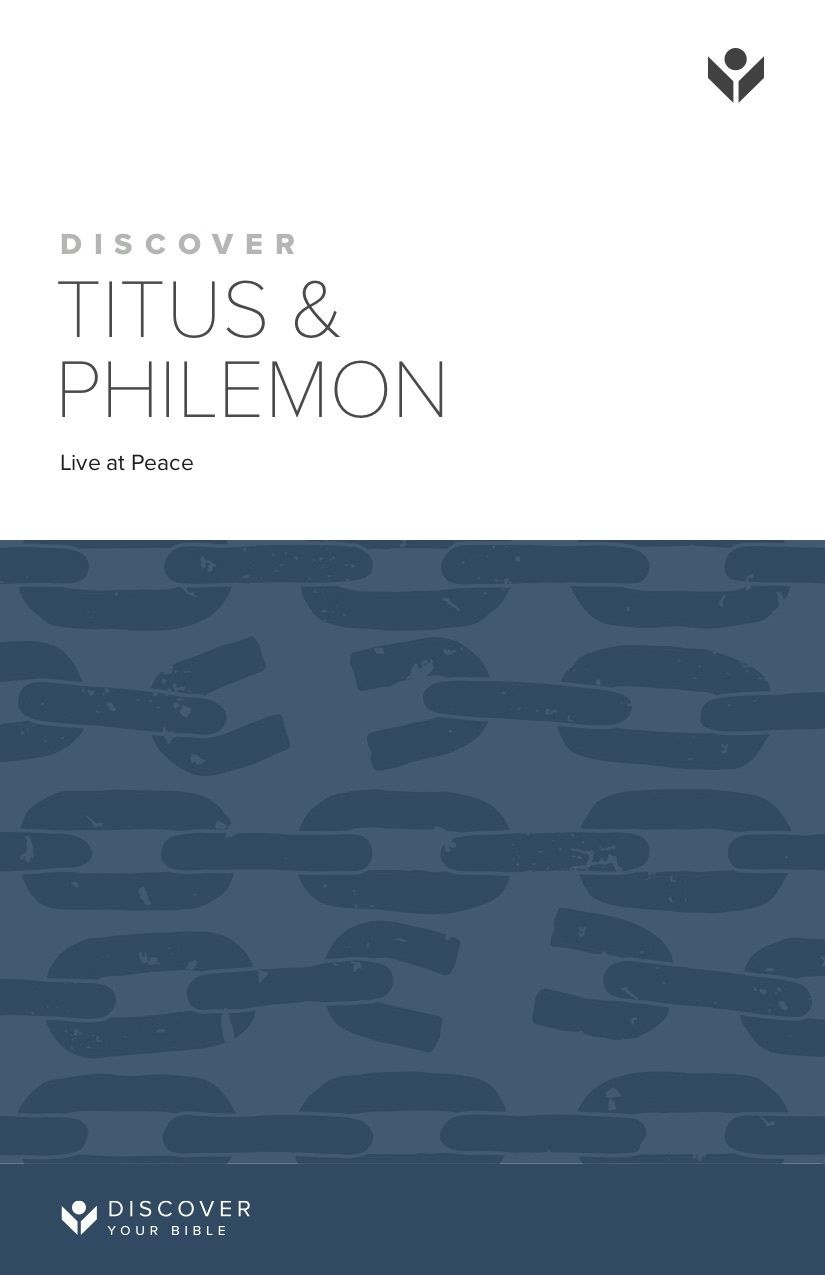 Discover Titus and Philemon Study Guide