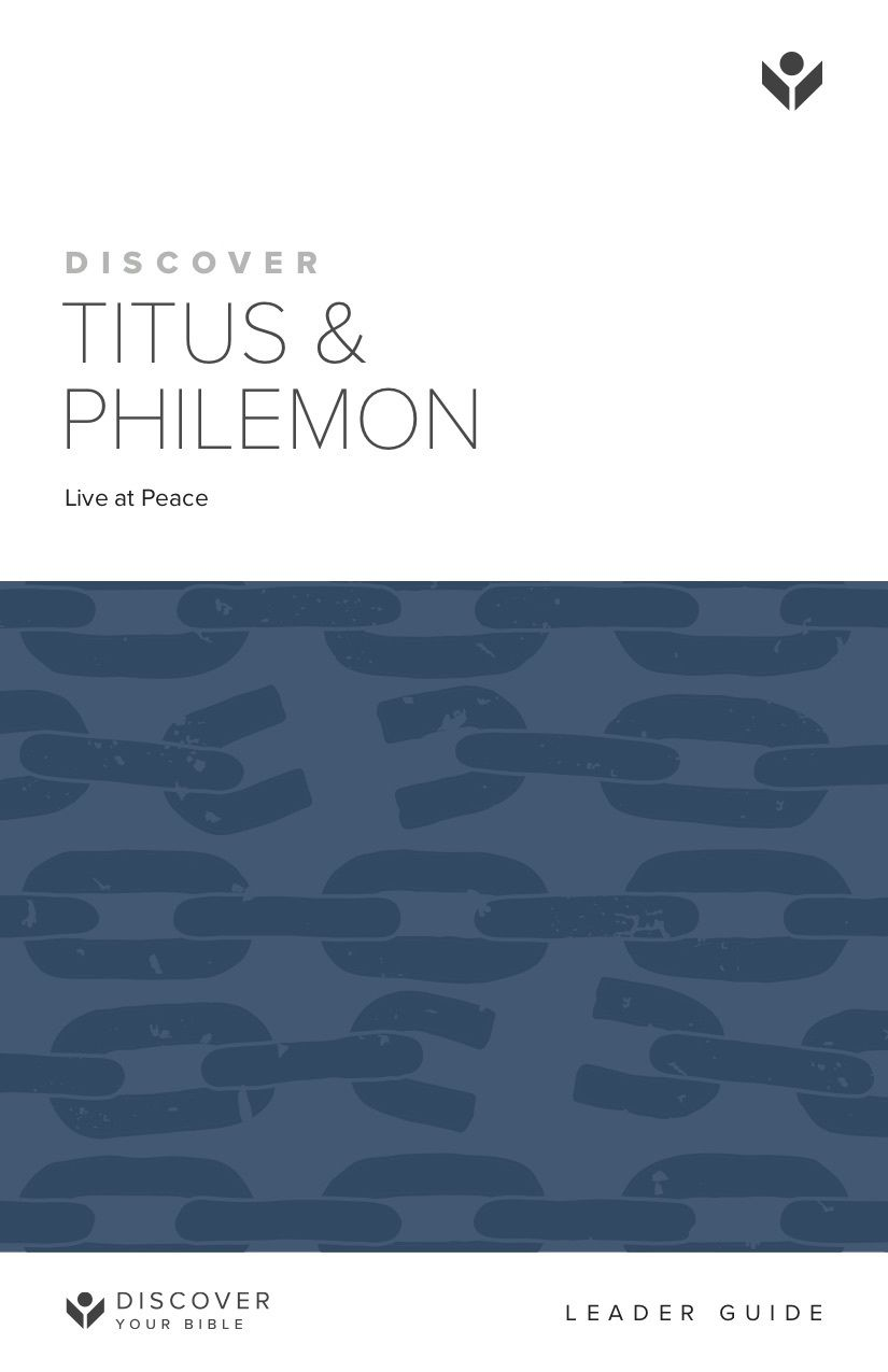 Discover Titus and Philemon Leader Guide