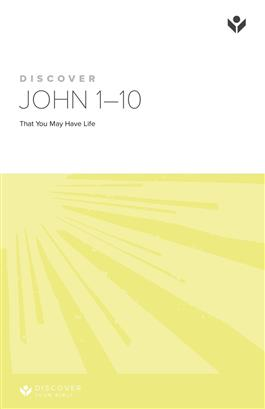 Discover John Part 1 Study Guide