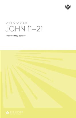 Discover John Part 2 Study Guide