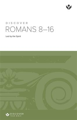 Discover Romans 8-16 Study Guide