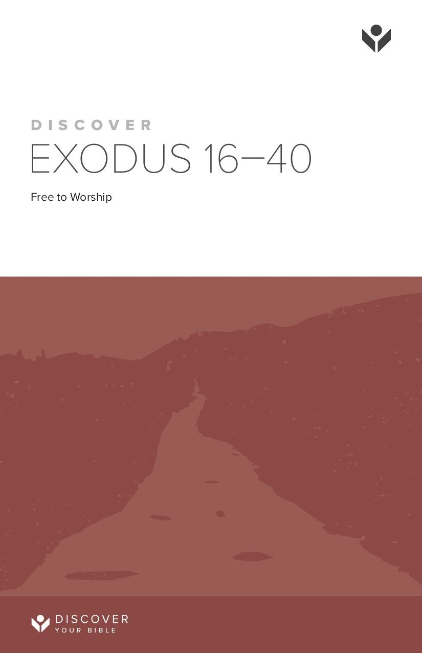 Discover Exodus Part 2 Study Guide