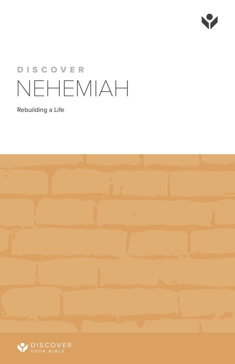 Discover Nehemiah Study Guide
