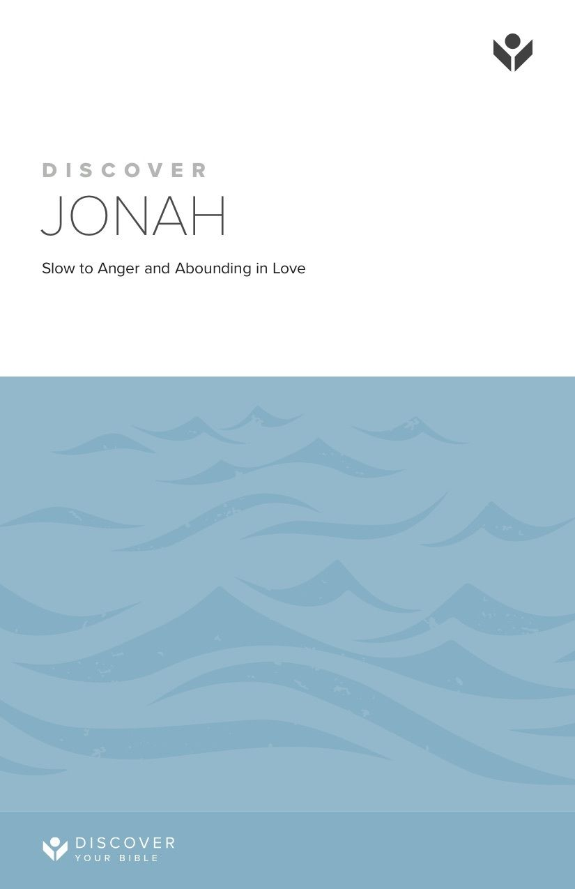 Discover Jonah Study Guide
