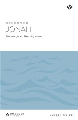 Discover Jonah Leader Guide
