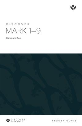 Discover Mark Part 1 Leader Guide