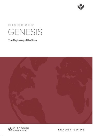 Discover Genesis 1-11 Leader Guide