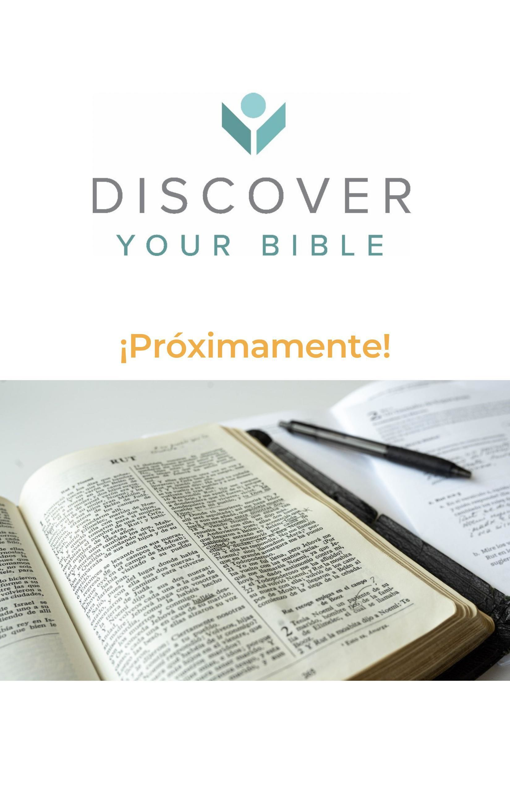 Discover Mark 9-16 Study Guide (Spanish)