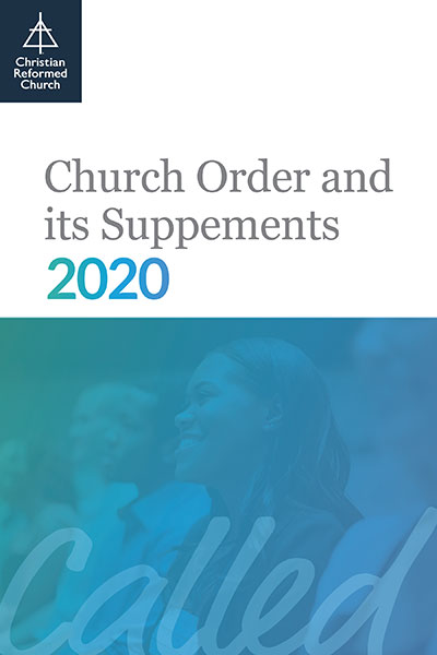 Church Order and Its Supplements