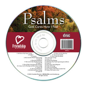 Psalms Devotional CD