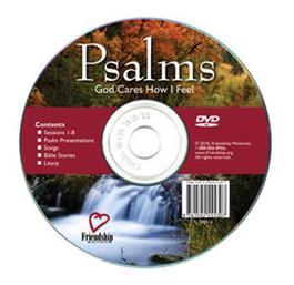 Psalms Group Leader's Resources DVD