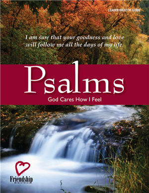 Psalms Leader/Mentor Guide