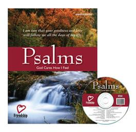 Psalms Group Leader's Resources CD/Print