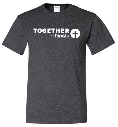 Friendship Together T-Shirt (Large)