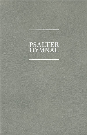 The Psalter Hymnal Ecumenical Edition, Large Print Text Only