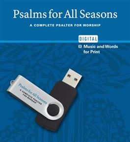 Psalms for All Seasons Digital Edition - Music and Words for Print