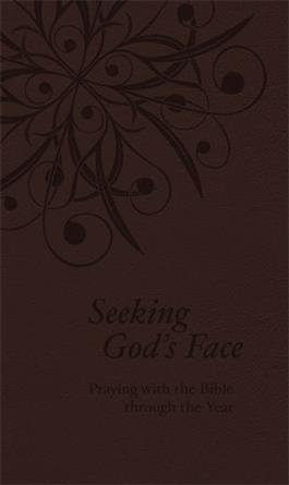 Seeking God's Face Large Print Edition