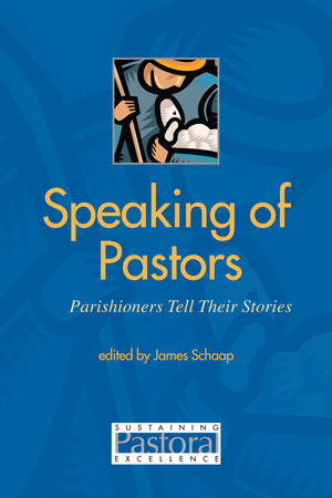 Speaking of Pastors