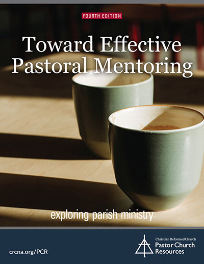 Toward Effective Pastoral Mentoring