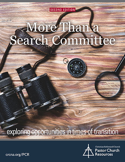 More than a Search Committee