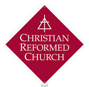 CRC Church Sign