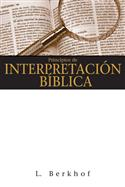 Principios de interpretaci¢n b¡blica / Principles of Biblical Interpretation (Spanish)