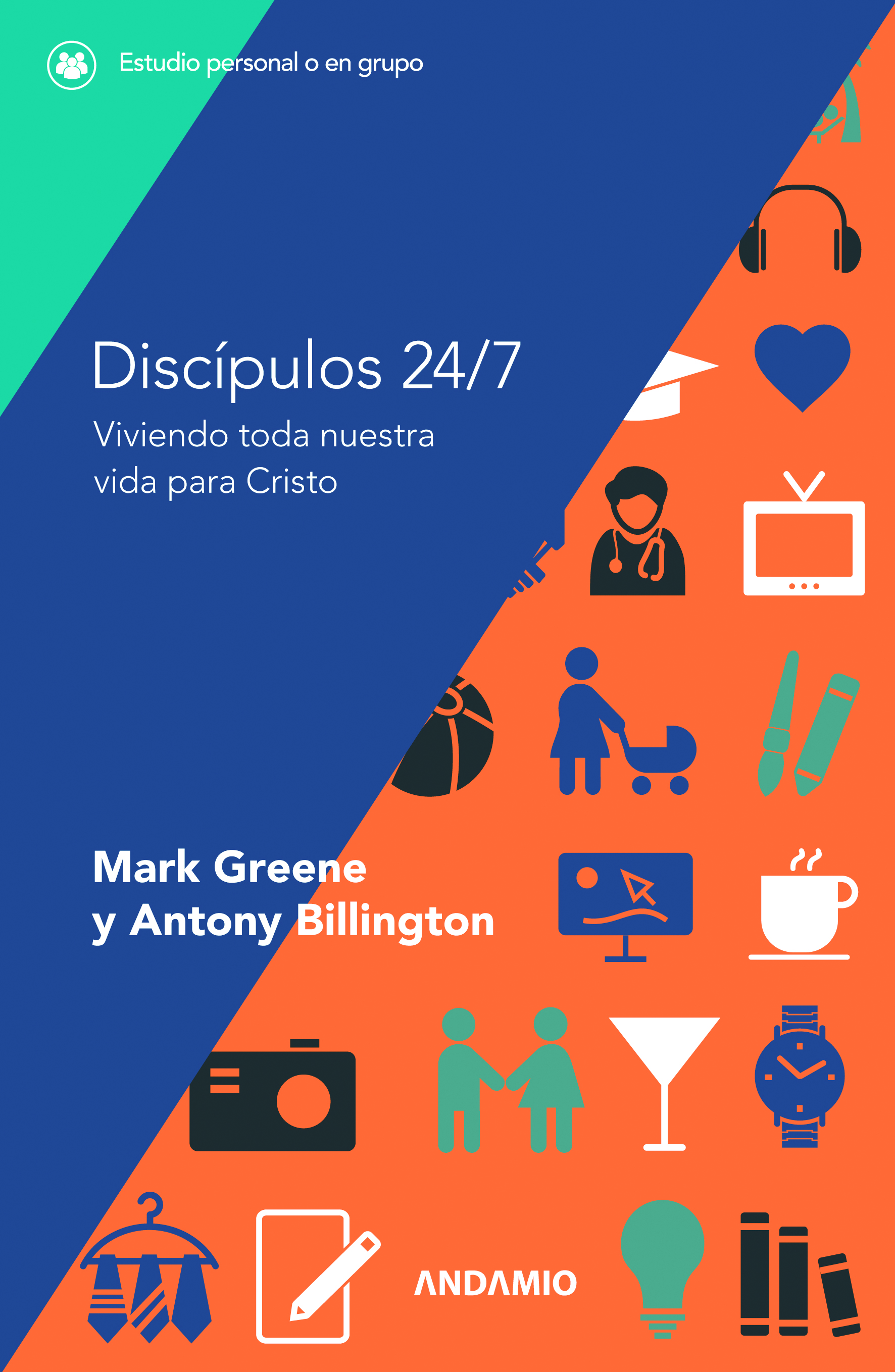 Disc�pulos 24/7 / Disciples 24/7 (Spanish)