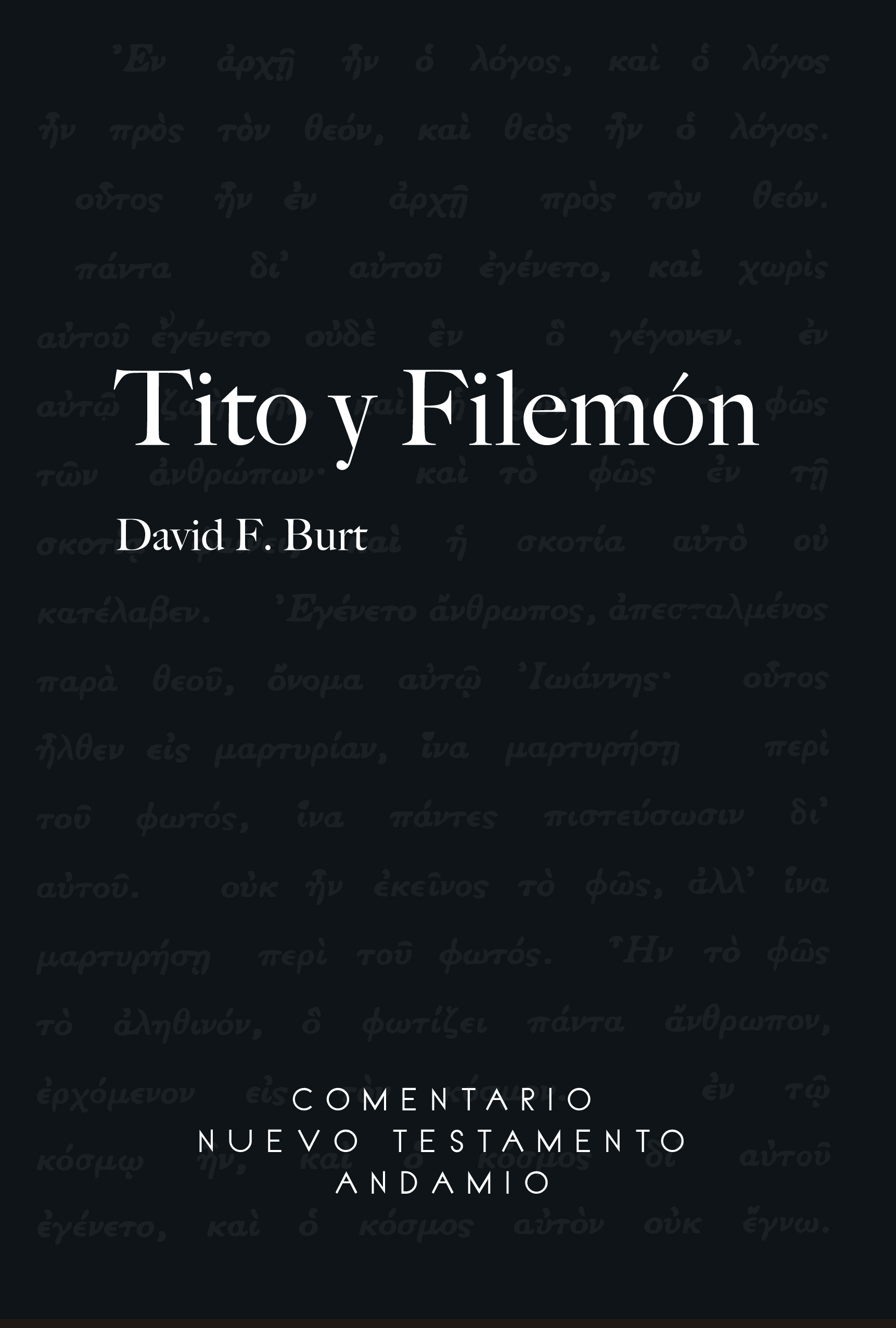 Tito y Filemon / Titus & Philemon (Spanish)